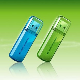 Silicon Power releases 128 GB flash drives