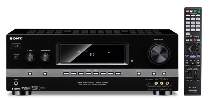 Sony STR-DH810 AV Receiver