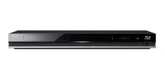 Sony BDP-S570 Blu-ray