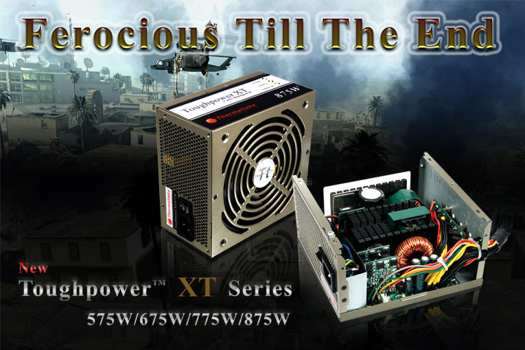 Thermaltake Toughpower XT Series