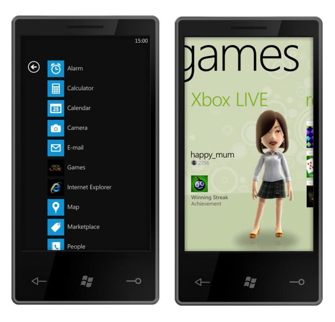Windows 7 phone series