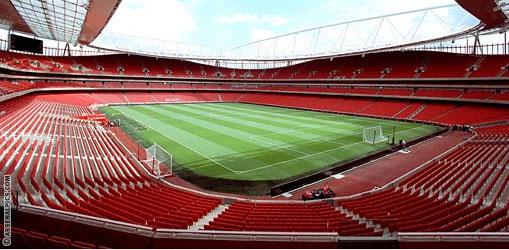 Arsenal's stadium