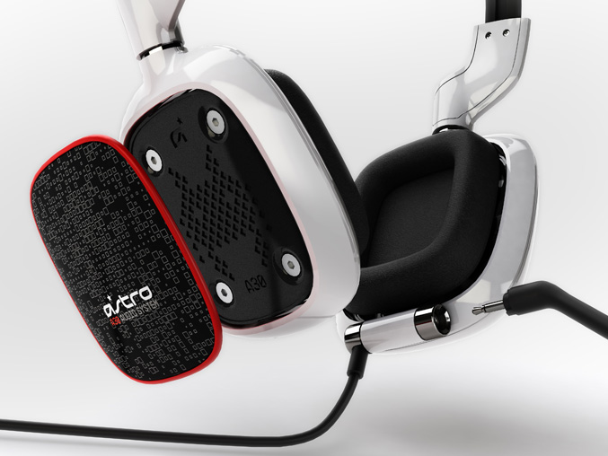 ASTRO A30 Cross Gaming Headset