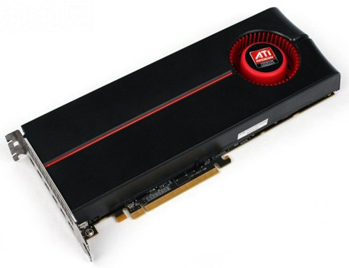 ATI Radeon HD-5870 Eyefinity 6 Edition graphics card