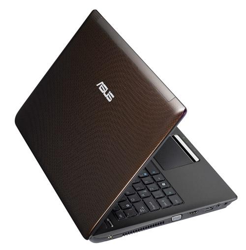 Asus N82J notebook