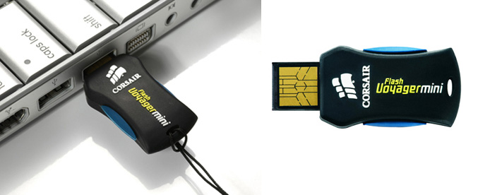 Corsair 32GB Flash Voyager Mini