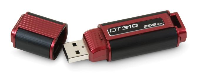 Kingston DataTravel 310 256GB USB drive