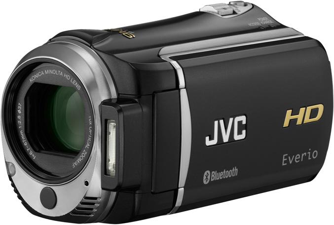 JVC GZ-HM550B