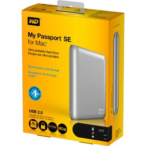 My Passport SE for Mac