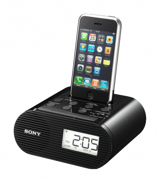 Sony ICF-C05iP