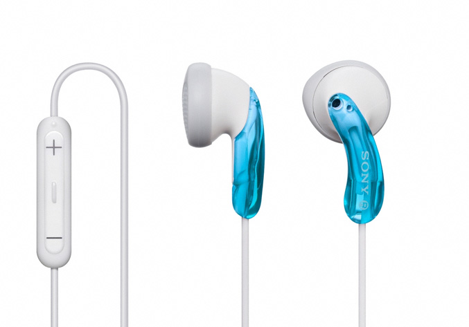 Sony MDR-E10iP Blue