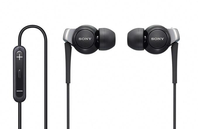Sony MDR-EX300ip black