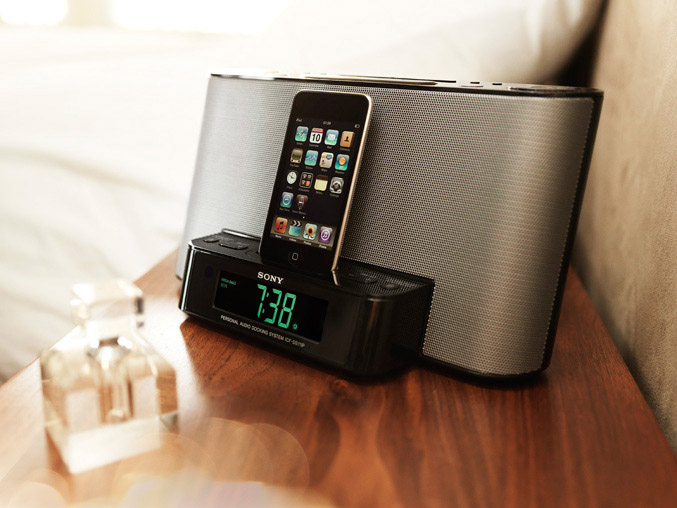 Sony iPod dock ICF-DS11iP