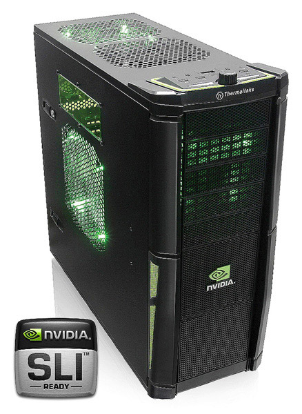 Thermaltake Element V NVIDIA Edition chassis