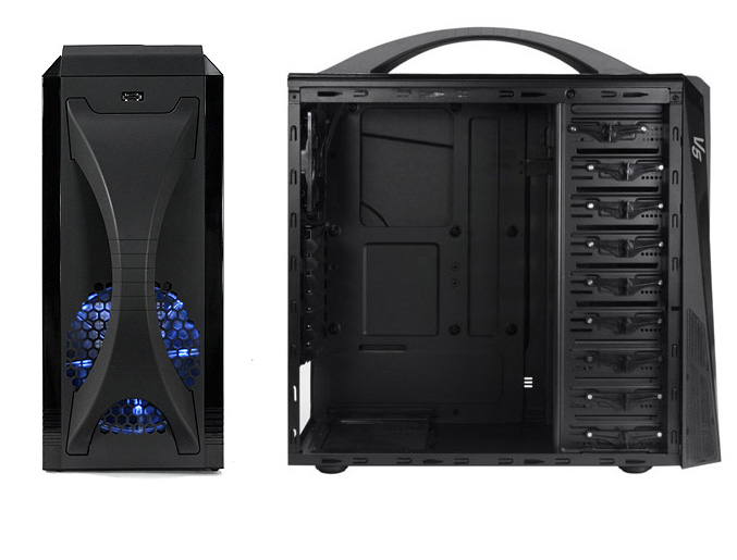 Thermaltake V5 Black Edition case