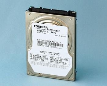 Toshiba MK7559 HDD