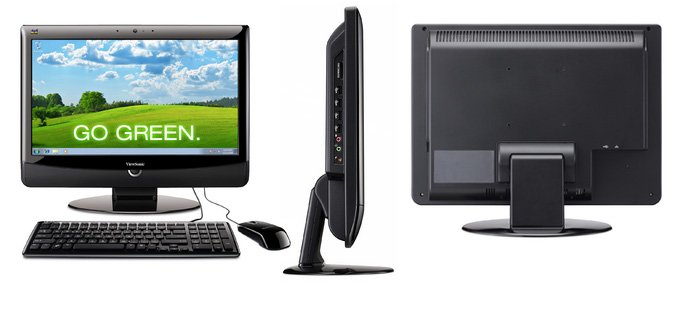 ViewSonic VPC190 All-in-One PC