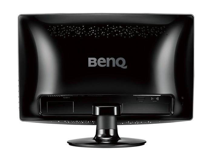 BenQ GL2030 back