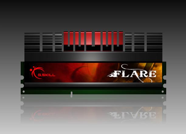G.Skill Flare DDR3