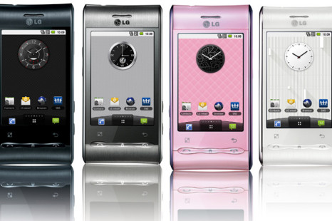 LG Optimus Android-Powered Smartphone available May