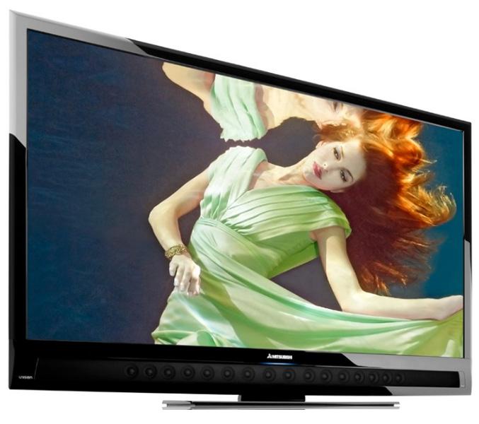 Mistubishi Unisen Immersive Sound TVs