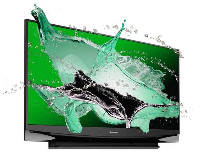 Mitsubishi 3D DLP Home Cinema TVs