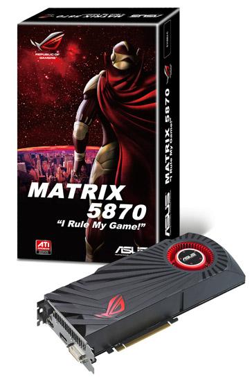 Asus ROG MATRIX 5870