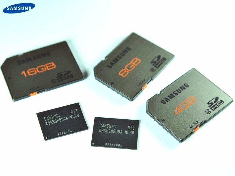 Samsung 20nm 32gb mlc nand