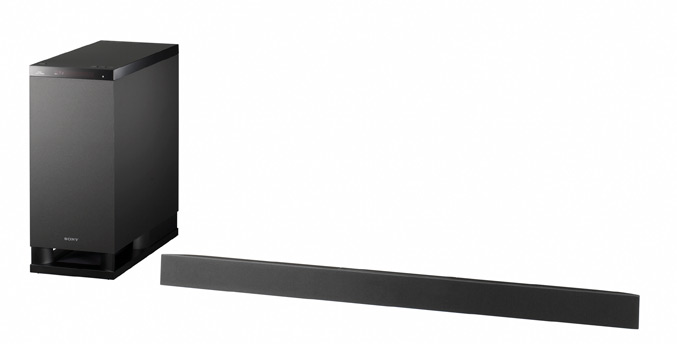 Sony HT-CT350 sound bar