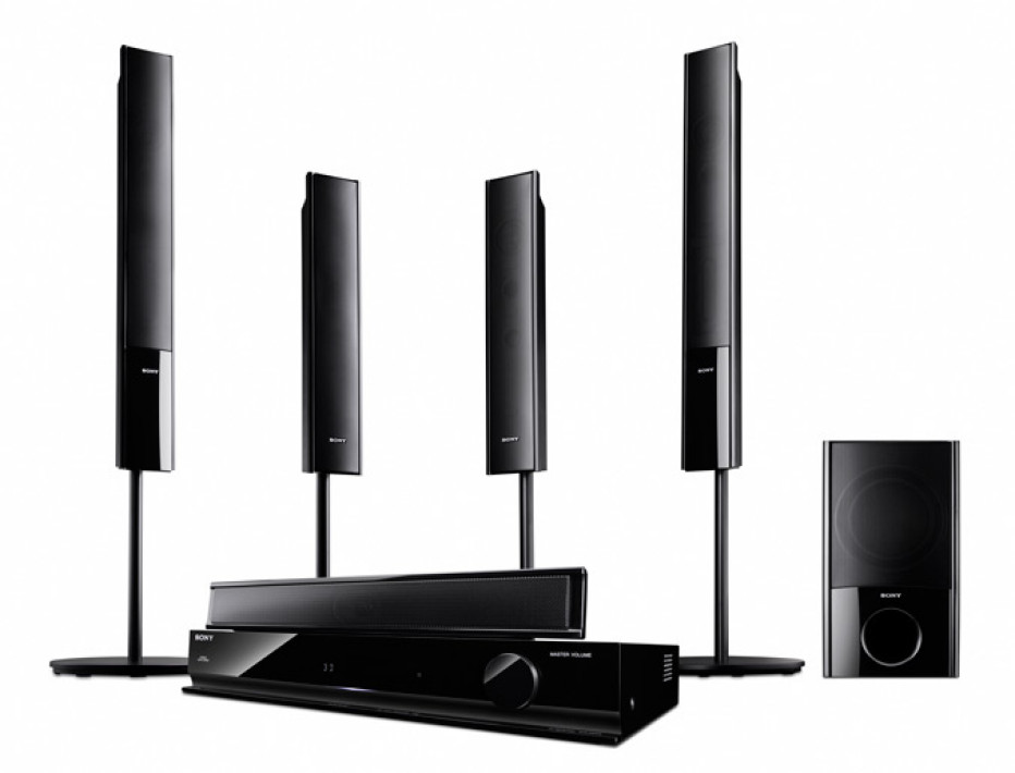 Sony unveils 3D capable HT-SF470 surround system and HT-CT350/150 soundbars