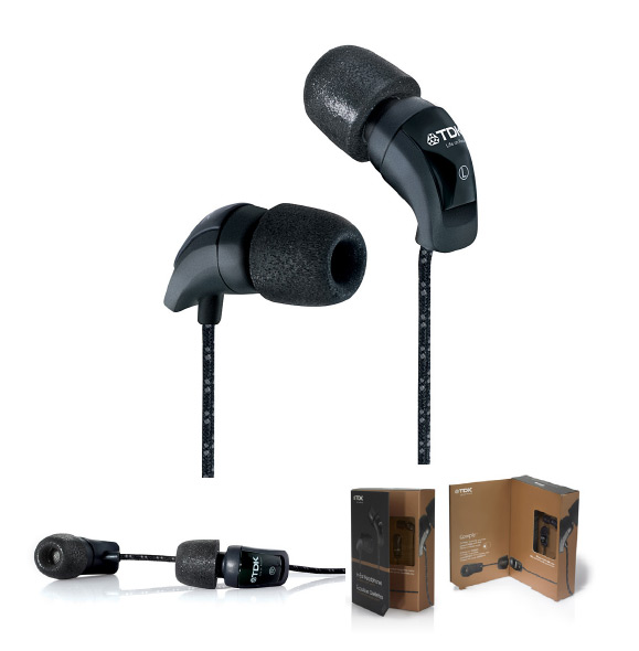 TDK EB900 In-Ear Headphones