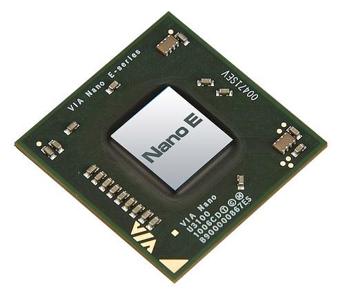 VIA Nano E-Series processor