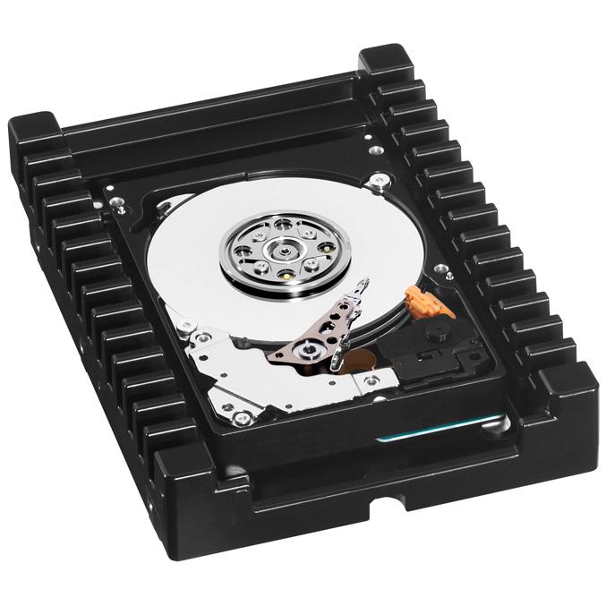 WD VelociRaptor 600 GB, SATA 6 Gb/s, 32 MB Cache, 10,000 RPM