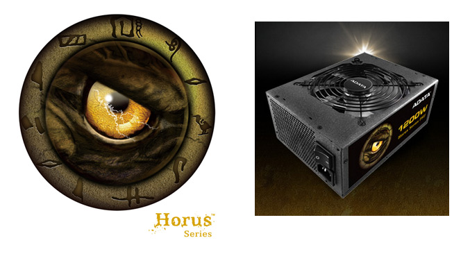 A-data Horus Series 1200W PSU