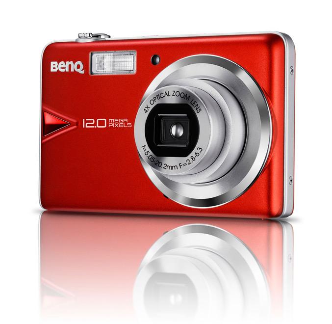 BenQ T1260 HDR camera