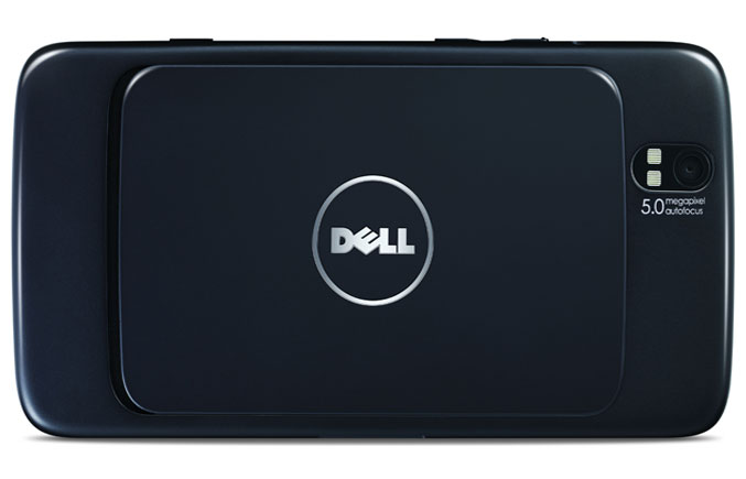 Dell Streak Launching on O2 First