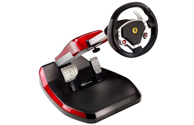 Ferrari Wireless GT Cockpit 430 Scuderia Edition