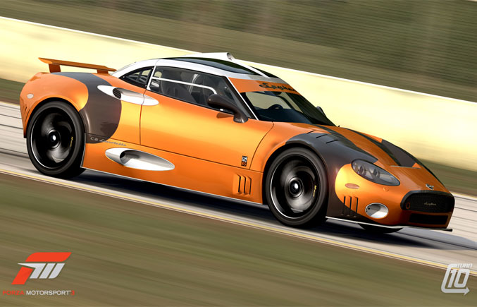 """""""Exotic Car Pack"""" for Forza Motorsport 3 LM85"""