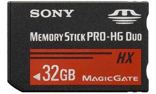 Memory Stick PRO-HG Duo HX 32 GB