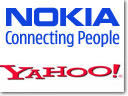 Nokia and Yahoo! in Alliance