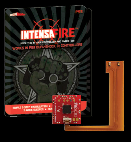 PS3 IntensaFire