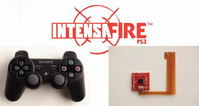 PS3 Intensa FIRE