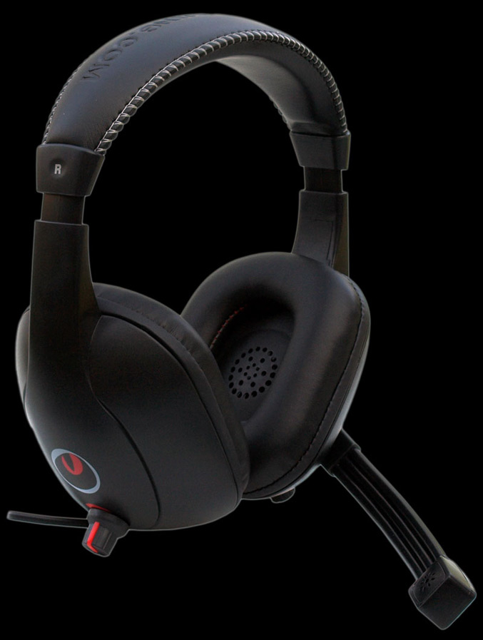 Raptor Gaming H3 headset