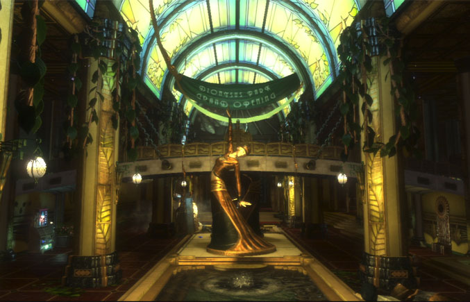 Rapture DLC for Bioshock 2