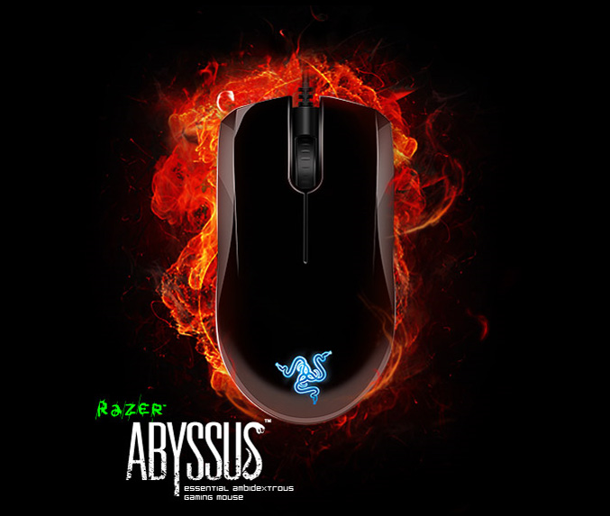 Razer Bringing Out Abyssus Mirror Special Edition