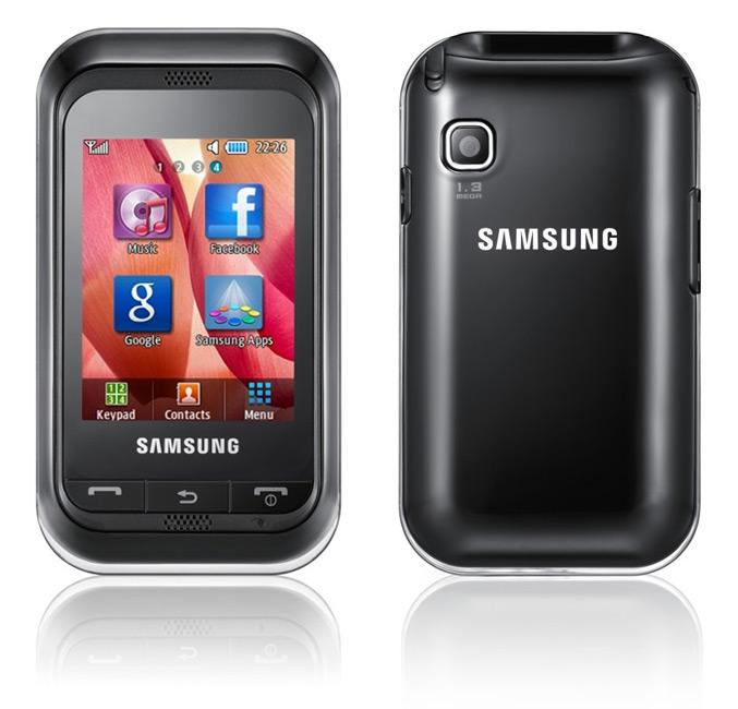 Samsung Champ (GT-C3300K)