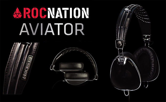 SkullCandy RoCNation Aviator