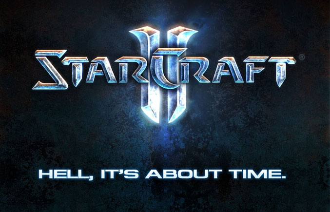 StarCraft II: Wings of Liberty Release Date - It is about time!