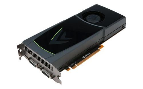 NVidia GeForceGTX465