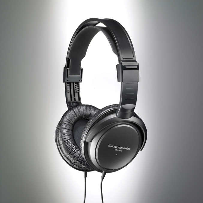 Audio-Technica ATH-M10 Professional Monitor Headphones